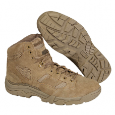 "1 Only - 5.11 - Taclite 6"" Coyote Boot - Size 11W - Reg Price $180.39"