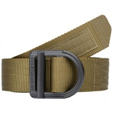 """2 Only - 5.11 - 59409 Trainer Belt - 1 1/2"""" Wide - Coyote - X Large"""