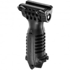 FAB Defence - TACTICAL FOREGRIP WITH INTEGRATED ADJUSTABLE BIPOD - QUICK RELEASE