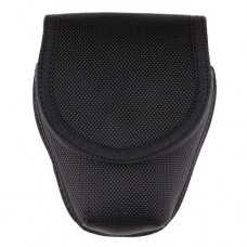 2 Only - Aker Leather - C908 A-TAC Single Handcuff Case (Black Ballistic)
