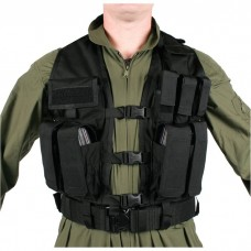 Blackhawk - 33UA00 Urban Assault Tactical Vest (Black)