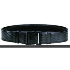 "1 Only - Bianchi 7955 Accumold Elite 2.25"" ErgoTek Duty Belt BW Size 48-50"
