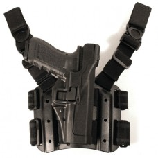 BlackHawk - SERPA® Level 3 Tactical Holster- Matte Finish