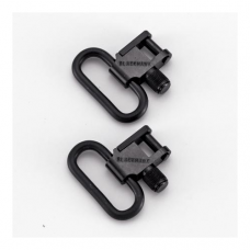 "Blackhawk - 70SW08 LOK-DOWN 1-1/4"" Sling Swivel Set (Blued)"