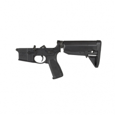BCM GUNFIGHTER Lower Receiver Group w/ Stock Mod 0 (Black)