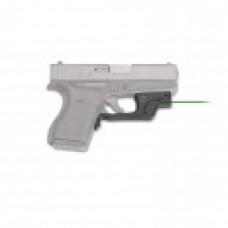Crimson Trace - LG-443G GREEN LASERGUARD® FOR GLOCK 42 & 43
