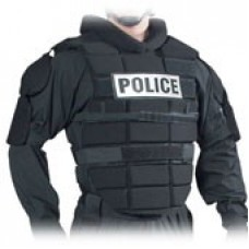 Damascus - DCP2000 IMPERIAL EVA Upper body and Shoulder Protector (Black)