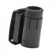 Monadnock - 3011 SX Series 360 Degree Swivel Clip-On Baton Holder (Black Plain)