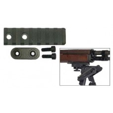 Sadlak Industries M14/M1A Heavy Duty Front Rail with Internal Nutplate