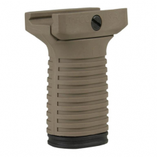 Tapco - STK90202DE - Intrafuse Short Vertical Grip - Flat Dark Earth