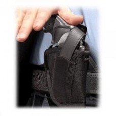 """1 Only - Uncle Mikes - Cordura Nylon Paddle Style Holster - 2-3"""" Barrel"""