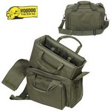 Voodoo Tactical - Two-In-One Full Size Range Bag