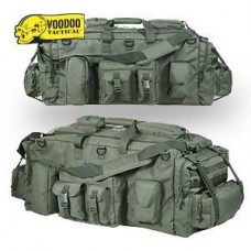 Voodoo Tactical - Mojo Load-Out Bag with Backpack Straps