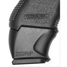 X-Grip Magazine Adapter Glock 17, 22 Magazine to fit Glock 26, 27 Polymer Black